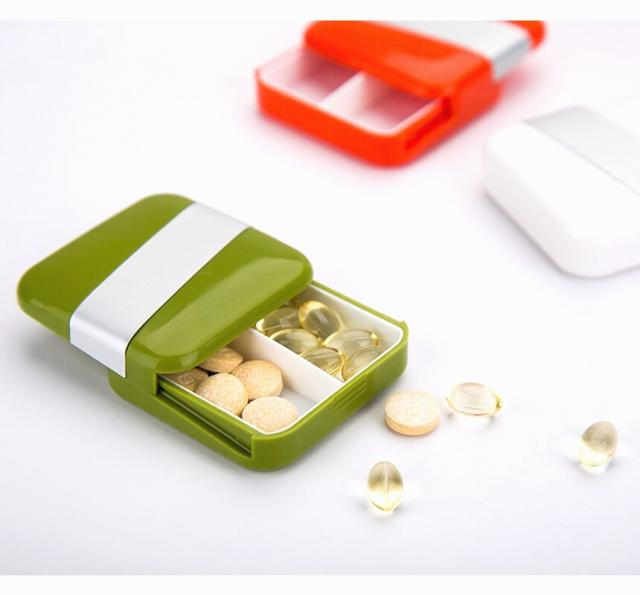 Таблетницы и разделители